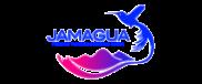 jamagua logo (under Norbrook water)